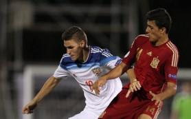 Сборная России остановилась в шаге от успеха на юношеском ЧЕ по футболу