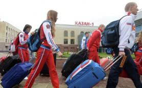 Азат Кадыров: более тысячи участников ЧМ-2015 по водным видам спорта прибыли в Казань