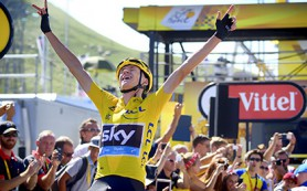 Лидера «Тур де Франс» заподозрили в применении допинга