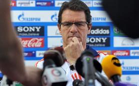 РФС официально уведомил Капелло об отставке