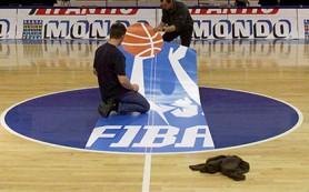 Сборные России по баскетболу отстранены от международных соревнований