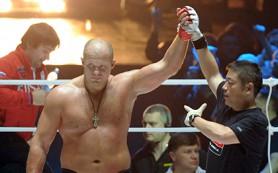 Федор Емельяненко заявил о желании провести бой с чемпионом UFC