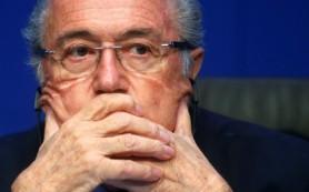 Блаттер обвинил бывших президентов Германии и Франции в давлении на ФИФА