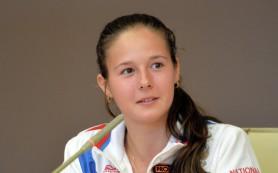 Касаткина вышла во второй раунд квалификации Открытого чемпионата США