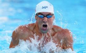 Фелпс в США превзошел результат Лохте на ЧМ в Казани на 200-метровке