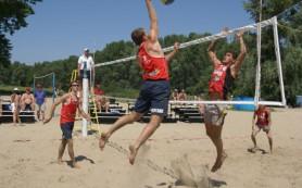 Сегодня стартует финальный этап ЧР по пляжному волейболу