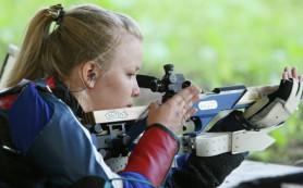 Жукова стала третьей в стрельбе из винтовки из трех положений на этапе КМ в Габале