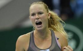 Возняцки уступила Лепченко во втором круге турнира в Стэнфорде