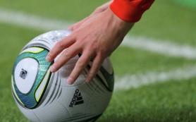 Матч Кубка Германии не был доигран из-за брошенной в арбитра зажигалки