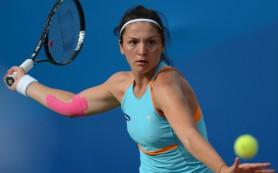 Гаспарян вошла в топ-100 рейтинга WTA