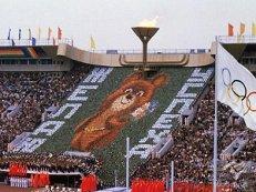Как появилась идея слезинки олимпийского мишки, показанной на церемонии закрытия Олимпиады-80?