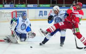 «Спартак» триумфально вернулся в КХЛ