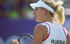Дарья Гаврилова проиграла в первом круге теннисного турнира в Токио