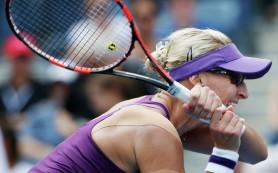 Мирьяна Лучич-Барони вышла во второй круг теннисного турнира в Квебеке