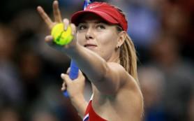Россиянка Мария Шарапова снялась с теннисного турнира в Пекине