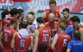 Волейболисты сборной России обыграли команду Японии на КМ