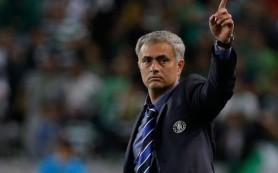 Моуринью запретил футболистам «Челси» шутить на тренировках
