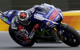 Мотогонщик «Ямахи» Хорхе Лоренцо победил на этапе MotoGP в Испании