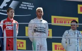 Хэмилтон упрочил лидерство в общем зачете «Формулы-1» после победы на Гран-при Италии