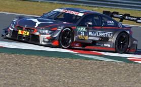 Британец Бломквист добился дебютной победы в серии DTM на 7-м этапе сезона в Германии
