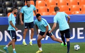 «Зенит» примет старт в Лиге чемпионов матчем с «Валенсией»