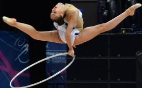 Россиянка Мамун победила в упражнении с обручем в Штутгарте