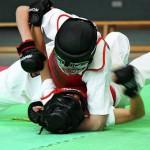 РФ выиграла 11 золотых медалей на турнире по самбо на призы Аслаханова