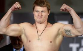 Боксер Поветкин готов выступить за сборную России на ОИ-2016