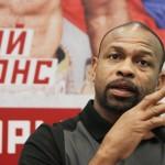 Боксер Рой Джонс получил паспорт гражданина России