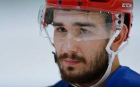 Агент: хоккеист Войнов решил выступать за СКА
