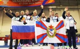 РФ в два раза увеличила отрыв от соперников на Всемирных военных играх