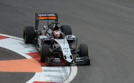 Хюлькенберг стал лучшим в I практике на этапе «Ф-1» Гран-при России