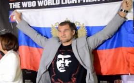 Российский боксер Ковалев ближайший бой проведет в январе в США