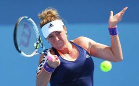Павлюченкова обыграла Пеннетту и вышла в 1/4 финала теннисного турнира в Пекине