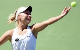 Дарья Гаврилова вышла в четвертьфинал теннисного турнира в Гонконге