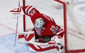Вратари в матче КХЛ «Витязь» — «Югра» отразили более 80 бросков