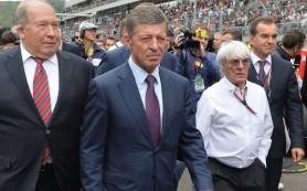 Сочи простился с «Формулой-1» до нового сезона