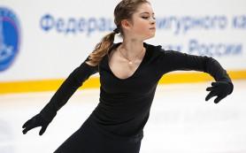 Юлия Липницкая впервые с декабря 2014 года выступила на соревнованиях