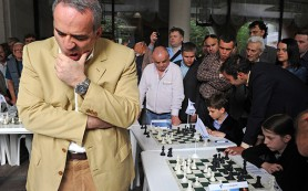 За что ФИДЕ дисквалифицировала Гарри Каспарова