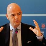 УЕФА поддержит Инфантино на выборах