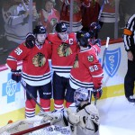 «Чикаго Блэкхоукс» обыграл «Лос-Анджелес Кингз» в НХЛ