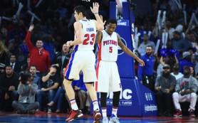 «Кливленд» уступил «Детройту» в НБА