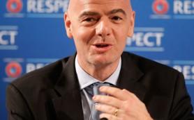 Названы претенденты на пост главы ФИФА