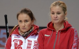 Женская сборная России по керлингу обыграла венгерок и одержала пятую победу на ЧЕ