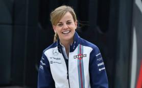 Тест-пилот «Уильямса» Сьюзи Вольфф завершит карьеру по окончании нынешнего сезона