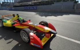Бразилец ди Грасси выиграл гонку серии «Формула E» в Малайзии