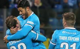 «Зенит» сыграет с «Валенсией» в Лиге чемпионов
