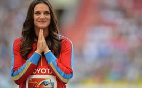 Исинбаева заявила о готовности побить несколько мировых рекордов