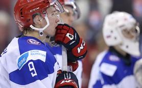 Хоккеисты российской молодежки потеряли шансы на победу в суперсерии с Канадой