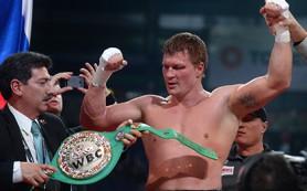 Поветкин сохранил первое место в ноябрьском рейтинге WBC